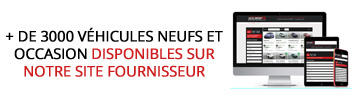 Véhicules direct fournisseur
