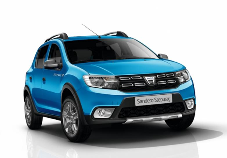 dacia nouvelle sandero stepway prestige 0 9 tce 90 cv e6. Black Bedroom Furniture Sets. Home Design Ideas