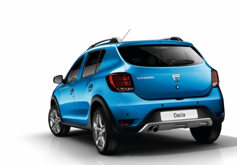 dacia nouvelle sandero stepway plus 0 9 tce 90 cv en sarthe mandataire auto sarthe pays de. Black Bedroom Furniture Sets. Home Design Ideas