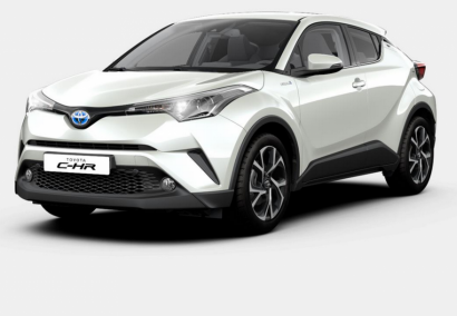 photo TOYOTA C-HR EDITION 1.8 HYBRID VVT-I 122 E-CVT Neuf Stock et arrivages