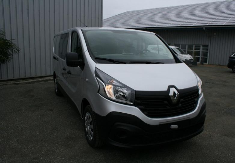 renault trafic cabine approfondie grand confort l2 h1 1 6 dci 145 twin turbo avec options neuf. Black Bedroom Furniture Sets. Home Design Ideas