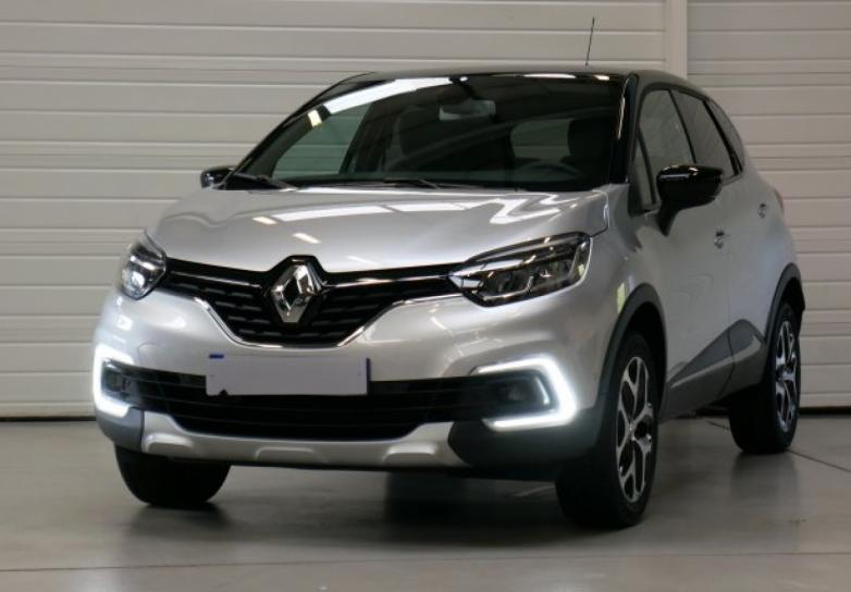 renault nouveau captur intens 1 2 tce energy 120 cv edc. Black Bedroom Furniture Sets. Home Design Ideas