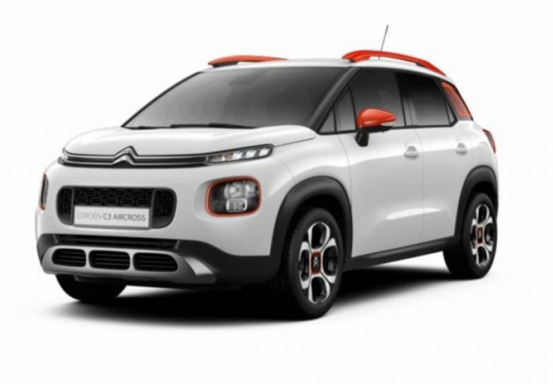 nouvelle citroen c3 aircross shine 1 2 puretech 110 cv neuf sur commande en sarthe. Black Bedroom Furniture Sets. Home Design Ideas