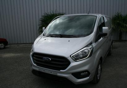 photo FORD TRANSIT CUSTOM FOURGON L1H1 2.0 TDCI 130 CV 280 TREND BUSINESS Neuf stock et arrivages