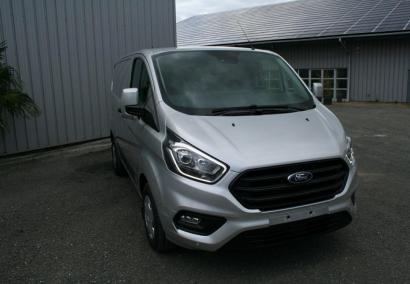 photo FORD TRANSIT CUSTOM FOURGON L1H1 2.0 TDCI 130 CV 320 BVA TREND BUSINESS Neuf stock et arrivages