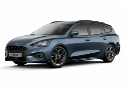 photo NOUVELLE FORD FOCUS SW ST-LINE 1.0 ECOBOOST 125 CV Neuf stock et arrivages