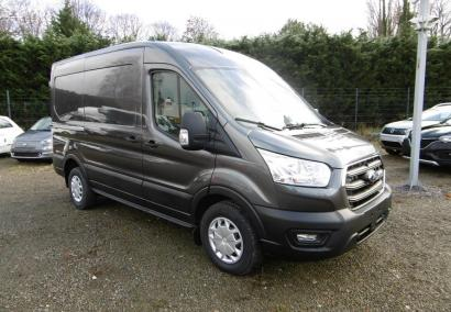 photo FORD TRANSIT FOURGON L2 H2 2.0 L Ecoblue 130 CV BVA 350 TREND BUSINESS Neuf stock et arrivages