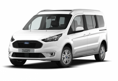 photo FORD GRAND TOURNEO CONNECT TITANIUM 7 Places 1.5 Ecoblue 120 CV Neuf stock et arrivages