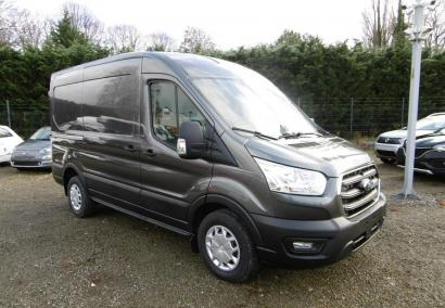 photo FORD TRANSIT FOURGON L2 H2 2.0 L Ecoblue 130 CV 350 TREND BUSINESS Neuf stock et arrivages
