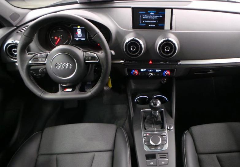 audi a3 sportback s line 2 0 tdi 150cv s s en sarthe mandataire auto sarthe pays de la loire. Black Bedroom Furniture Sets. Home Design Ideas