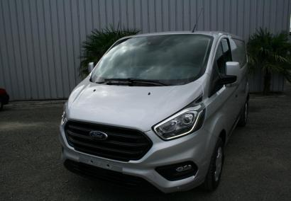 photo FORD TRANSIT CUSTOM FOURGON L1H1 2.0 ECOBLUE 130 CV 300 TREND BUSINESS Neuf sur commande
