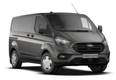 photo FORD TRANSIT CUSTOM FOURGON L1H1 2.0 ECOBLUE 130 CV 320 TREND BUSINESS Neuf stock et arrivages