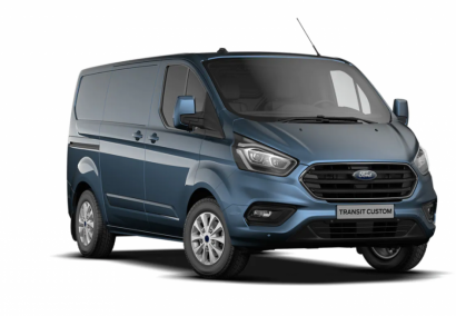 photo FORD TRANSIT CUSTOM FOURGON L1H1 2.0 ECOBLUE 130 CV 280 BVA LIMITED Neuf sur commande