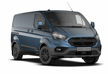 photo FORD TRANSIT CUSTOM FOURGON L1H1 2.0 ECOBLUE 130 CV 340 TRAIL 3PL Neuf stock et arrivages