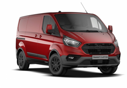 photo FORD TRANSIT CUSTOM FOURGON L1H1 2.0 ECOBLUE 170 CV 340 TRAIL 3PL Neuf stock et arrivages