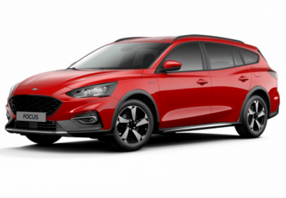 photo NOUVELLE FORD FOCUS SW ACTIVE X 1.0 ECOBOOST 125 CV MHEV Neuf sur commande