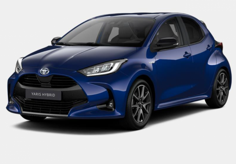 TOYOTA YARIS STYLE 1.5 e-CVT 120H Neuf stock et arrivages