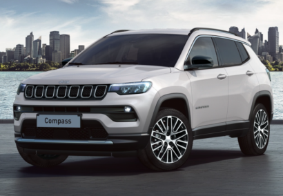photo JEEP COMPASS LIMITED 1.3 TURBO 150 CV DCT Neuf stock et arrivages