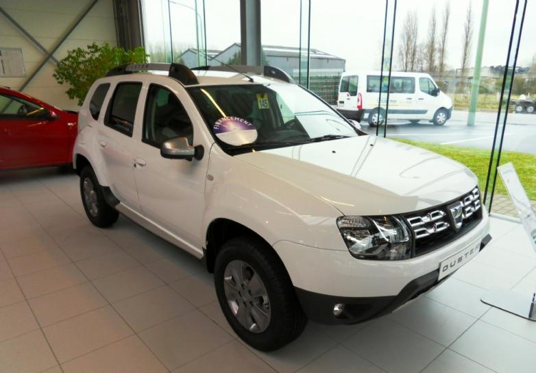 dacia duster anniversary 2 2016 dci 110 cv 4x2 en sarthe mandataire auto sarthe pays de la loire. Black Bedroom Furniture Sets. Home Design Ideas