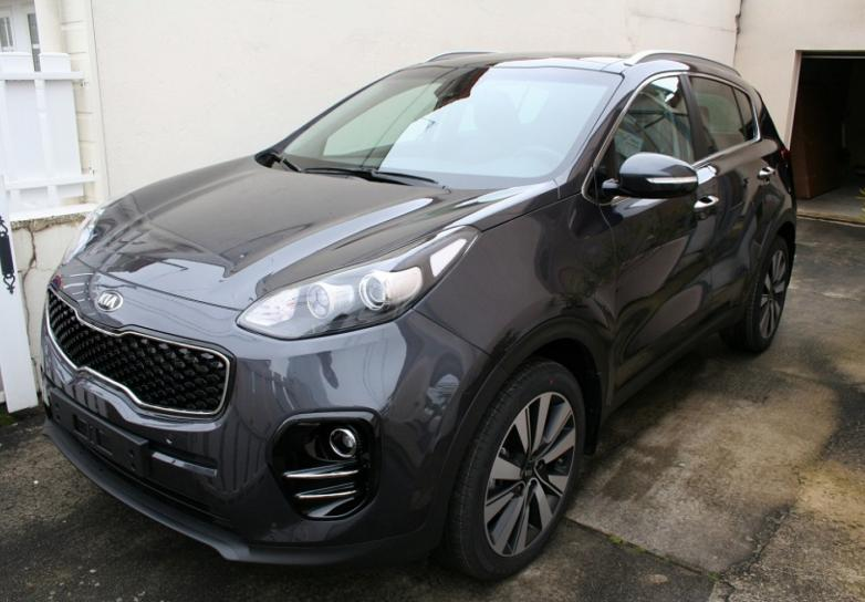 nouveau kia sportage actve 1 7 crdi 115 cv isg 2 wd avec. Black Bedroom Furniture Sets. Home Design Ideas