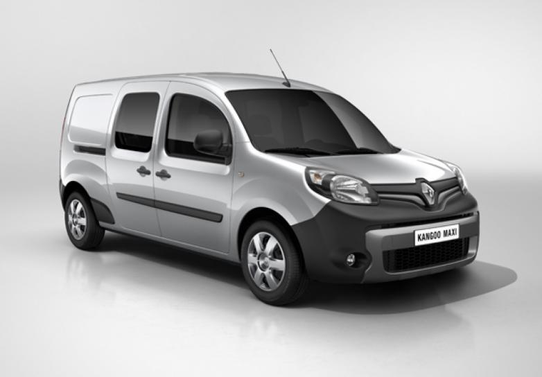 renault kangoo express maxi l2 grand confort dci 90 5 places cloison fixe grillag e neuf stock. Black Bedroom Furniture Sets. Home Design Ideas