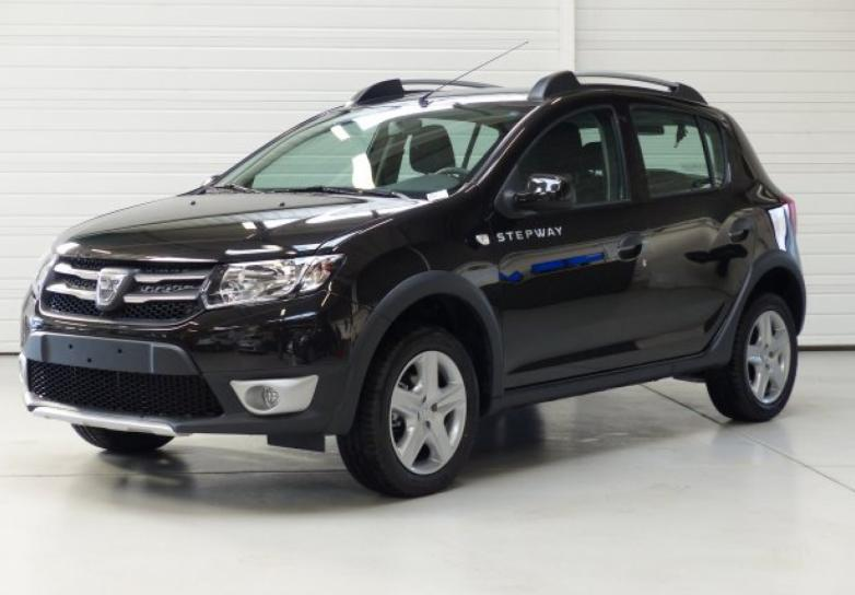 dacia sandero 0 9 tce 90 stepway prestige e6 en sarthe. Black Bedroom Furniture Sets. Home Design Ideas