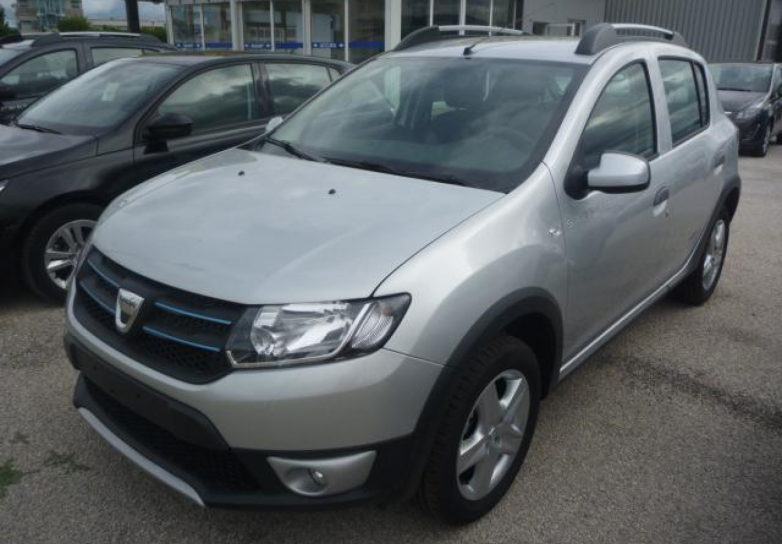dacia sandero 0 9 tce 90 stepway prestige e6 en sarthe mandataire auto sarthe pays de la loire. Black Bedroom Furniture Sets. Home Design Ideas