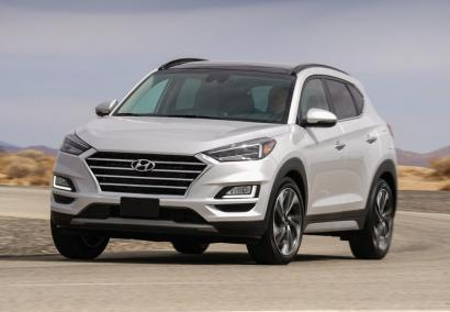 photo HYUNDAI NEW TUCSON CREATIVE 1.6 CRDI 136 CV DCT-7 2WD avec options Neuf stock et arrivage