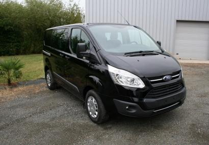 ford transit custom fourgon double cabine l1h1 2 0 tdci 170 cv 310 trend euro 6 en sarthe. Black Bedroom Furniture Sets. Home Design Ideas