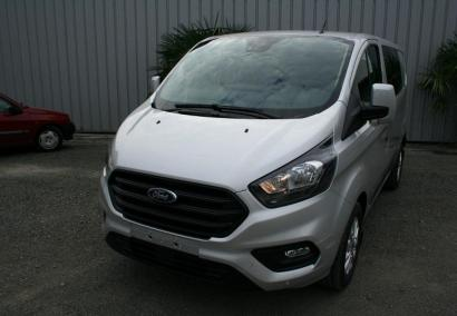 photo FORD TRANSIT CUSTOM FOURGON DOUBLE CABINE L2H1 2.0 TDCI 130 CV 320 TREND BUSINESS Neuf stock et arrivages